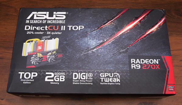 Asus R9 270x Direct Cuii Top 2gb Gddr5 Test Karty Graficznej