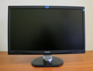 Test monitora firmy Philips 241P4LRYEB