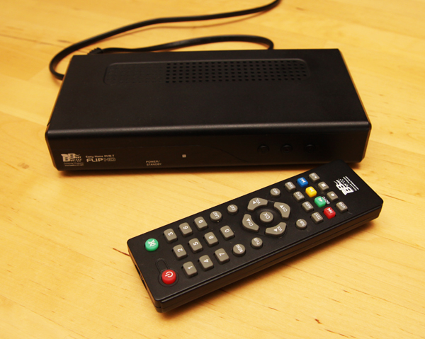 Test tunera DVB-T BestBuy Easy Home Flip Tuner HD