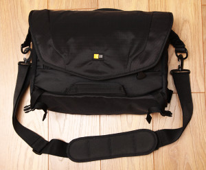 Test torby fotograficznej Case Logic Luminosity DSLR Large Messenger