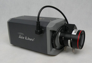 Recenzja kamery AirLive BC-5010-IVS