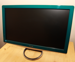 Test monitora firmy PHILIPS model 248X3LFHSB
