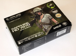 SAPPHIRE HD 7870 GHz Edition OC 2GB GDDR5 – test karty graficznej