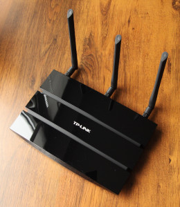 Test routera TP-Link TD-W8970