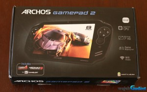 Archos Gamepad 2 – test tabletu dla graczy