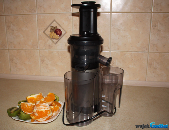 Panasonic Slow Juicer Test : Panasonic mjl500 test Kokkenredskaber