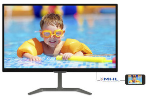 PHILIPS prezentuje nowe monitory UltraColor