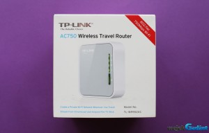 Recenzja podróżnego routera TP-Link AC750 Wireless Travel Router TL-WR902AC