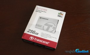 Test dysku Transcend SSD230S 256GB