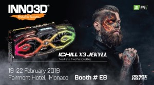 INNO3D zaprasza do Monte Carlo na DISTREE