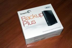 Seagate Backup Plus 4TB – test