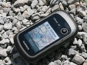 Nawigacja turystyczna Garmin eTrex 30