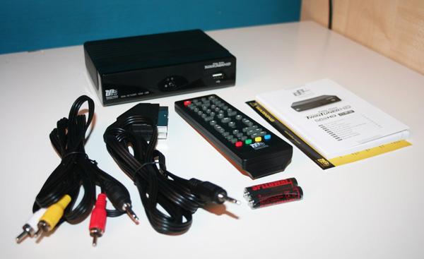 BestBuy Easy Home Twin tuner HD – test tunera DVB-T