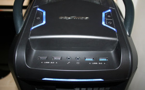 Test obudowy Cooler Master Cosmos SE