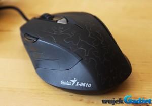 Test myszy Genius X-G510