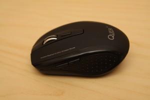 Test bezprzewodowej myszy marki QUER seria COMFORT model KOM0570