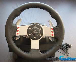 Test kierownicy Logitech G27
