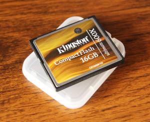 Kingston CompactFlash Ultimate 600X 16GB – test szybkiej karty dla fotografów