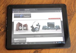 Recenzja tabletu Kruger&Matz KM0973G