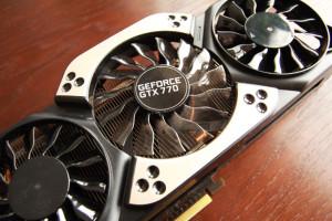 Palit Geforce GTX 770 Jet Stream 2 GB GDDR5 – testujemy kartę stworzoną z myślą o graczach