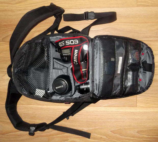 Tamrac Zuma 9 Secure Traveler – test plecaka na lustrzankę