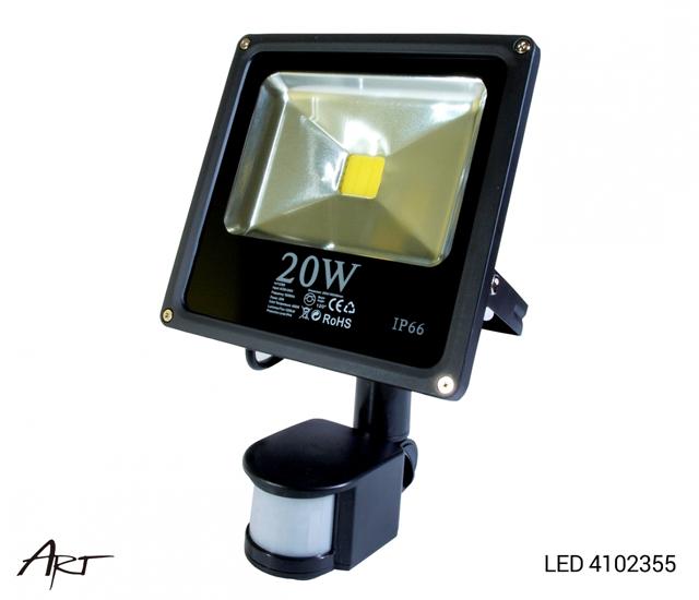 Lampy zewnętrzne LED w ofercie ART