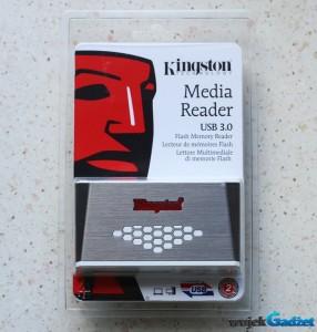 Test czytnika kart pamięci Kingston USB 3.0 High-Speed Media Reader FCR-HS4