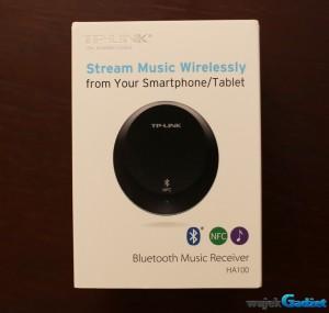 Odbiornik muzyczny Bluetooth TP-LINK HA100 – test