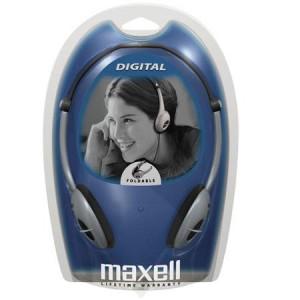 HP-700F – składane słuchawki Maxell