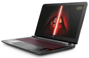 HP budzi nową moc z notebookiem  Star WarsTM Special Edition