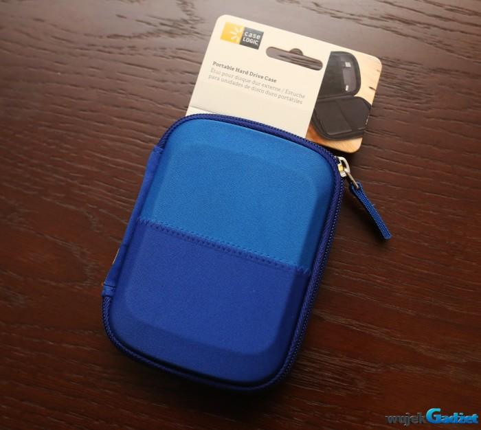Case Logic Portable Hard Drive Case – test etui na dysk 2,5″