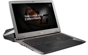 ASUS ROG GX700 – pierwszy na świecie gamingowy notebook chłodzony cieczą
