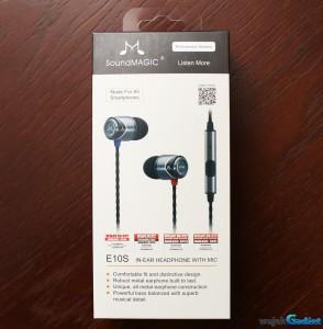 Smartfonowe słuchawki SoundMAGIC E10S – test
