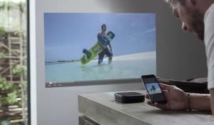 Mobilna telewizja z funkcjami Smart TV
