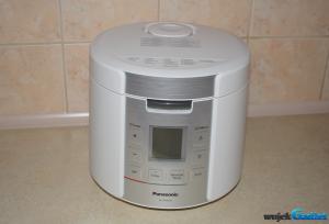 Recenzja Multicookera firmy Panasonic model SR-TMX530