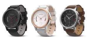 Analogowe zegarki monitorujące aktywność Garmin® vívomove™