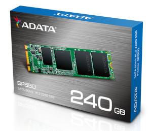 ADATA Premier SP550 ze złączem M.2. Kompaktowy i niedrogi dysk SSD