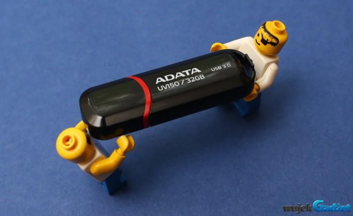 Test taniego pendriva ADATA – UV150 32 GB USB 3.0