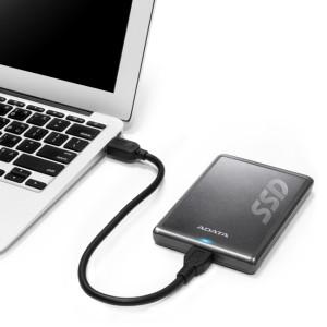 Pierwszy zewnętrzny dysk SSD od ADATA debiutuje w Polsce