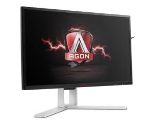 Dwa nowe monitory AOC AGON  z G-SYNC lub FreeSync