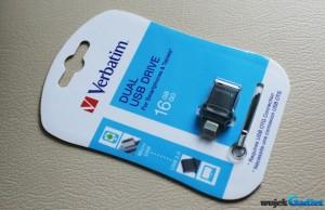 Verbatim Dual Drive OTG/USB 2.0 – test
