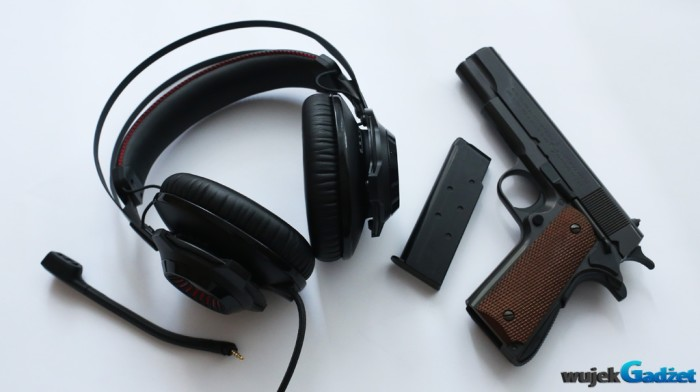 Kingston HyperX Cloud Revolver – dodatkowa broń w grze?