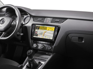 Alpine prezentuje nowy system informacyjno-rozrywkowy Alpine Style dla Skody Octavii 3.