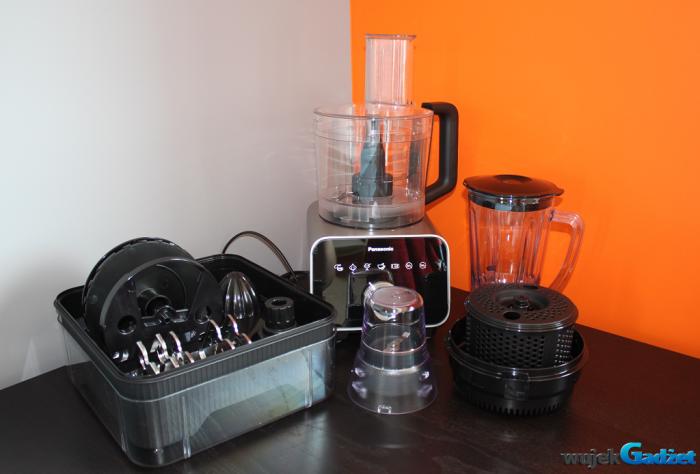 Recenzja robota kuchennego Panasonic MK-F800S