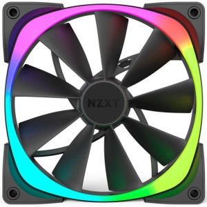 Wentylatory NZXT Aer z podświetleniem RGB