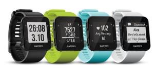 Forerunner® 35: smukły zegarek GPS dla biegaczy z pomiarem tętna na nadgarstku
