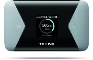 Dwa nowe przenośne hotspoty LTE od TP-Link