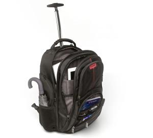 Zamień plecak w torbę podróżną