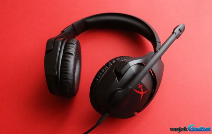Test słuchawek dla graczy Kingston HyperX Cloud Stinger