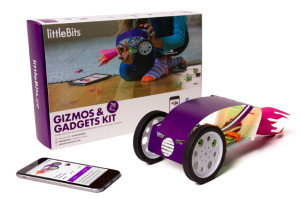 LittleBits Gizmos & Gadgets – wyjątkowe propozycje dla szkół!